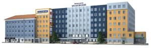 Выполненные проекты. Бизнес-центр Московский
